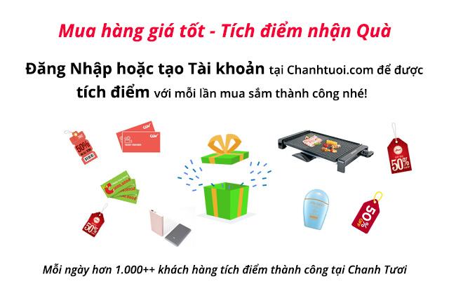 Trang chuyển tiếp Chanh Tươi - Mua hàng giá tốt, tích điểm nhận quà